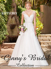 Kitty Chen Rebecca H1740 Wedding Dress