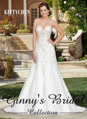 Kitty Chen Couture Cassia K1745 Wedding Dress