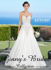 Kitty Chen Couture Irene K1736 Wedding Dress