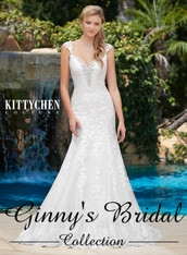 Kitty Chen Couture Felicity K1719 Wedding Dress