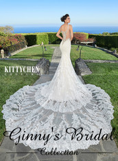 Kitty Chen Couture Riley K1723 Wedding Dress