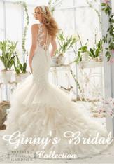 Mori Lee Bridal Wedding Dress 2819