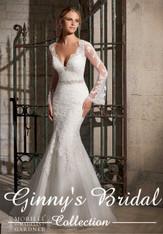 Mori Lee Bridal Gown 2701