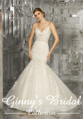 Mori Lee Bridal Wedding Dress Style Mihailia 8176