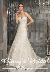 Mori Lee Bridal Wedding Dress Style Monroe 8178