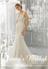 Mori Lee Bridal Wedding Dress Style Mysteria 8180