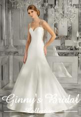 Mori Lee Bridal Wedding Dress Style Meranda 8181