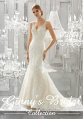 Mori Lee Bridal Wedding Dress Style Meya 8183