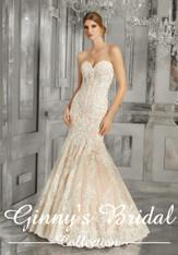 Mori Lee Bridal Wedding Dress Style Morella 8185