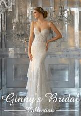 Mori Lee Bridal Wedding Dress Style Martella 8188