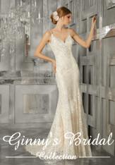 Mori Lee Bridal Wedding Dress Style Meralda 8191
