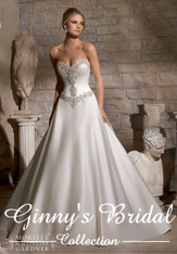 Mori Lee Bridal Gown 2703