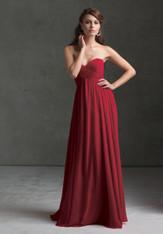 Mori Lee Bridesmaids Dress Style 671