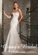 Mori Lee Bridal Gown 2705