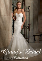 Mori Lee Bridal Gown 2707