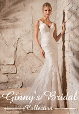 Mori Lee Bridal Gown 2708