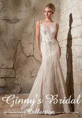 Mori Lee Bridal Gown 2709