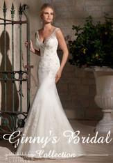 Mori Lee Bridal Gown 2710