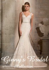 Mori Lee Bridal Gown 2715