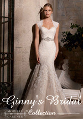 Mori Lee Bridal Gown 2719