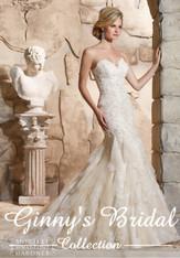 Mori Lee Bridal Gown 2772
