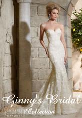 Mori Lee Bridal Gown 2782