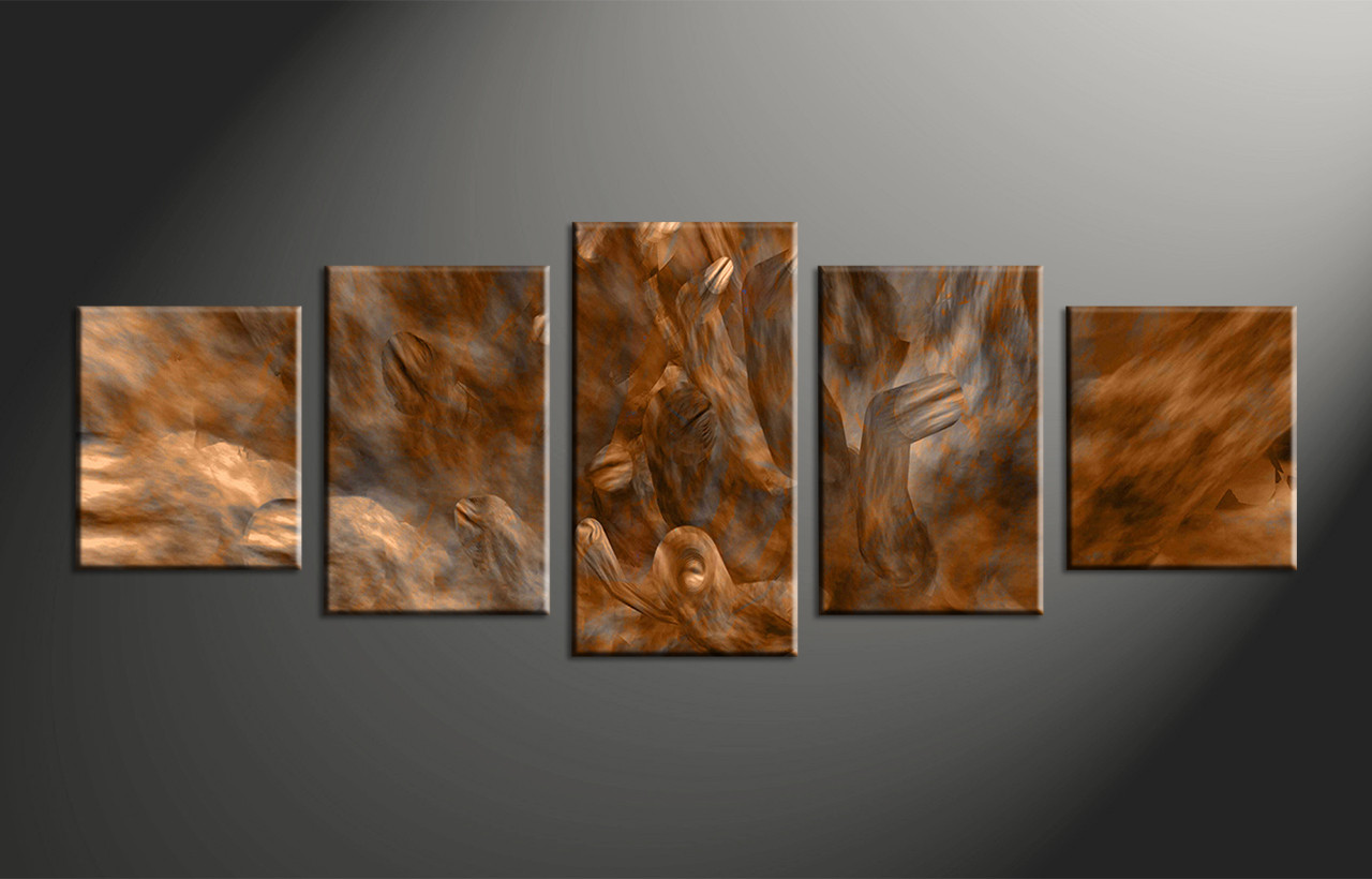Big Canvas Paintings For Home Decor
