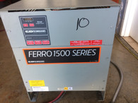 36 VOLT BATTERY CHARGER FERRO 1500 C&D TECHNOLOGIES 3PH, 208/240/480