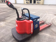 2004 Raymond Walkie Rider,  6,000 Lb Capacity, 24 Volt Charger Included