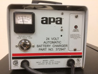 APA  BATTERY CHARGER IN: 120 VAC OUT: 36 VOLT 20 AMPS