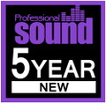 Professional Sound - 5 Year Subscription (New)