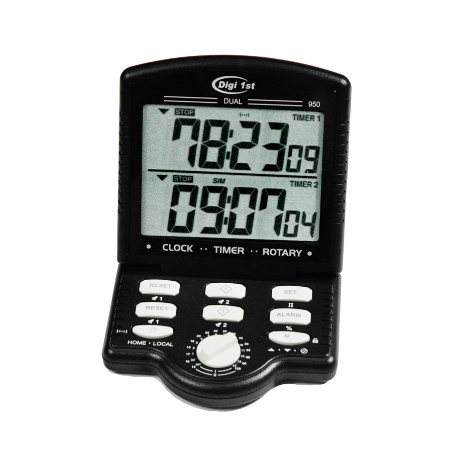 Digi 1st J 950 Jumbo Dual Display Count Up Down Timer