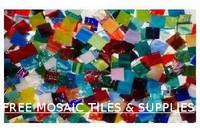 Free Mosaic Tiles & Supplies
