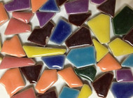 Irregular Ceramic Tile Mix 4 oz