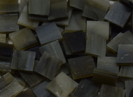 Bulk Discount - Smoky Opal Stained Glass Mosaic Tiles