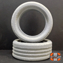 "Deuce's Wild Single Stage 2.2/3.0"" Short Course Tall Foam Pair (2)"