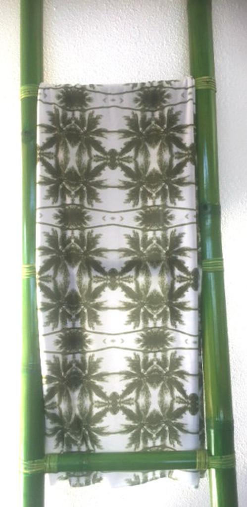 Olive Palms Sarong