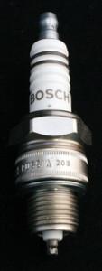 Porsche 356B Spark Plug, Bosch Platinum