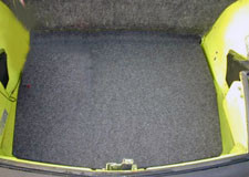 Porsche 914 Rear Trunk Carpet Set, All 914, Choose Color