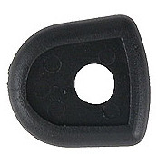 Porsche Door Handle Seal, Small End, 356A, 356B, 356C