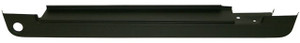 Rocker Panel, Dansk, 356A, 356B, 356C, Right Side