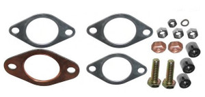 Porsche Heat Exchanger Mounting Kit, Comes With Gaskets,Screws & Bolts ..911 '68-'79