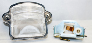 Porsche Luggage Compartment Lamp Kit, Dansk, 911 '65-'89, & 912 '65-'69