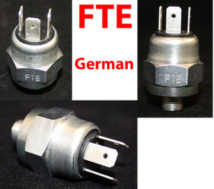 Brake Light Switch On Master Cylinder,FTE German,3 Pole