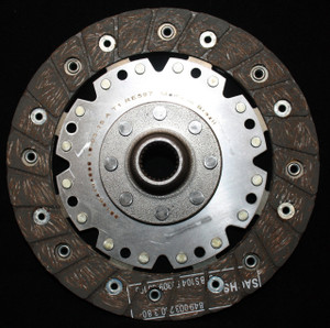 Clutch Disc,RIGID Style,180mm,Pre-A,356A,356B