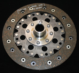 Clutch Disc, RIGID Style,180mm,Euro Made,356,356A,356B