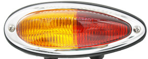 Tail Light Teardrop Assembly,U.S.,Amber/Red,Right,All 356