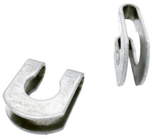 Stabilizer Clip, Porsche 356A, 356B, 356C