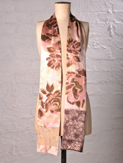 Tearose Double Scarf