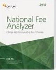 National Fee Analyzer provides physician practices with three percentiles of charge data and the average Medicare fee for fee schedule development, competitive analysis and contracting purposes.